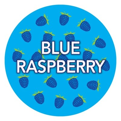 What's Poppin - Blue Raspberry