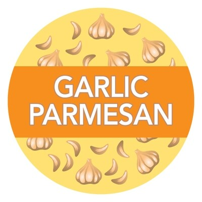 What's Poppin - Garlic Parm
