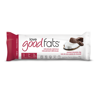 Love Good Fats - Coconut chocolate chip 4pk.