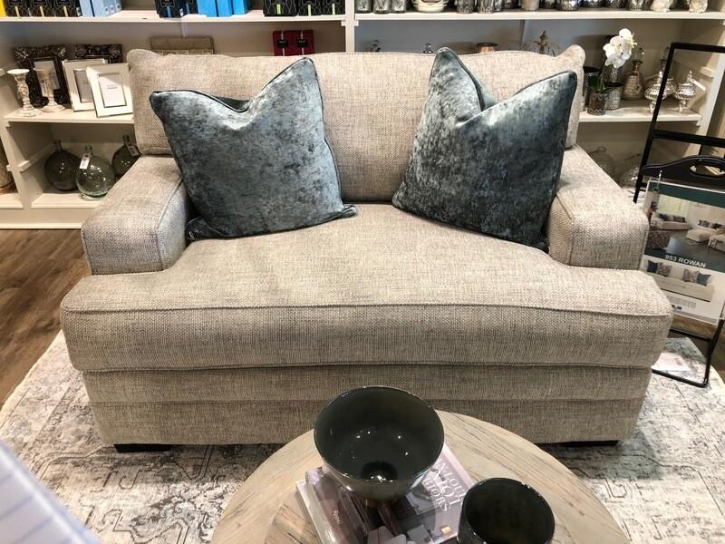 Grey Chair & Half