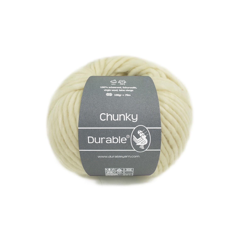 Durable Chunky wool