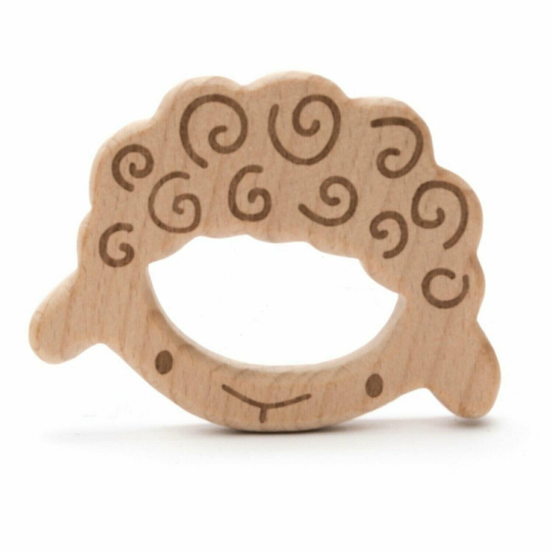 Durable houten bijtringen