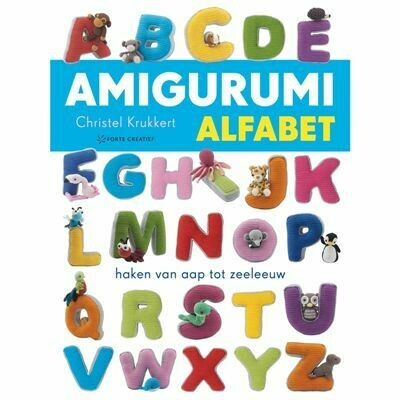Boek Amigurumi alfabet