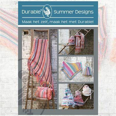 Durable summer designs patronen