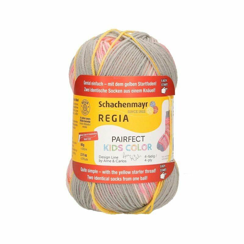 Regia Design Line 4-ply