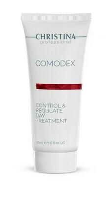 Comodex Control & Regulate Day Treatment 50ml