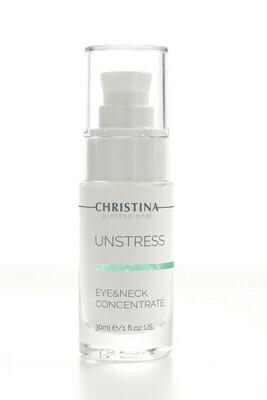 Unstress Eye and Neck Concentrate 30ml