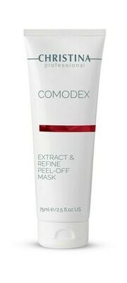 Comodex Extract & Refine Peel Off Mask 75ml