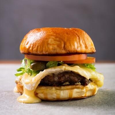 Menu Belga Burger