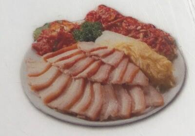 Boiled Pork Wraps -M (보쌈 - M)