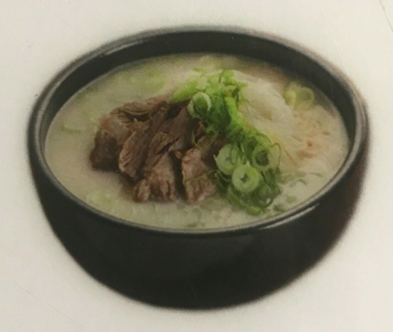 Ox Bone Soup (설렁탕)