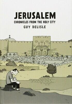 Guy Delisle: Jerusalem