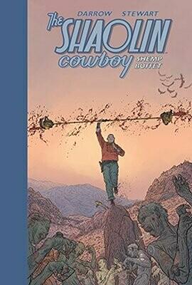 Geoff Darrow: Shaolin Cowboy