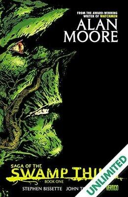 Alan Moore: Swamp thing 1