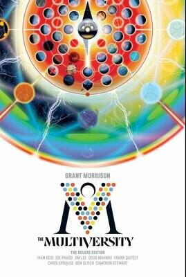 Grant Morrison: Multiversity