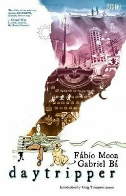 Moon & Ba: Daytripper