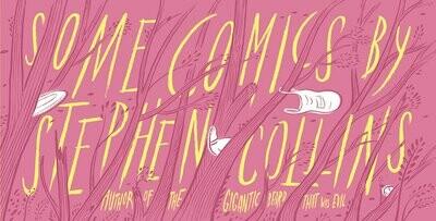 Stephen Collins: Some Comics