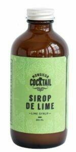 Sirop de Lime