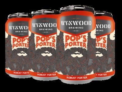 Pop's Porter Case (4-6Packs)