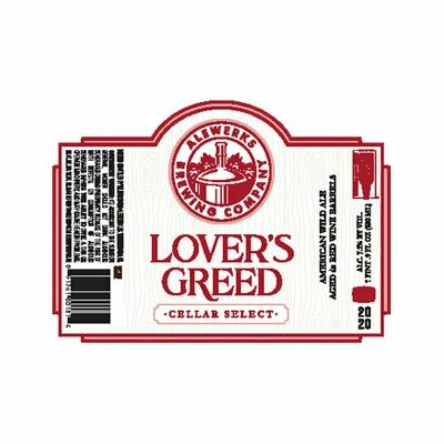 Lover's Greed 32oz Crowler