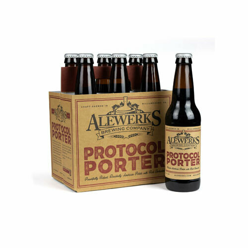 Protocol Porter 6-Pack 12oz Bottles