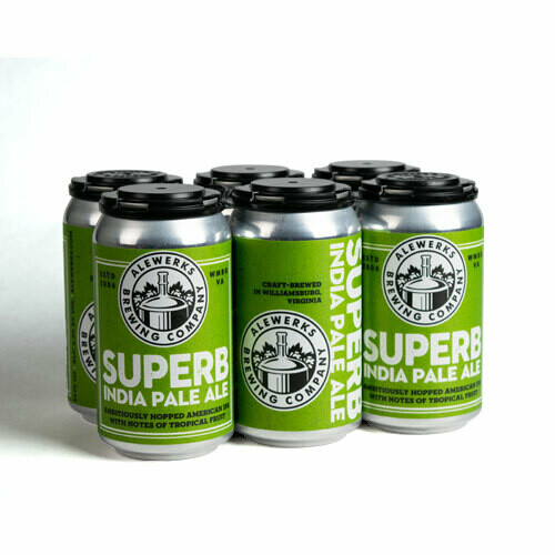 Superb IPA 6-Pack 12oz Cans