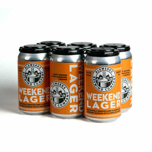 Weekend Lager 6-Pack 12oz Cans