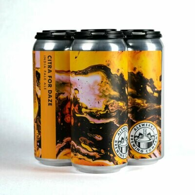 Citra for Daze IPA 16oz Can 4-Pack