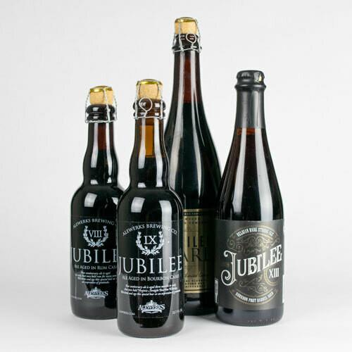 Jubilee Tasting Collection (4 Bottles)