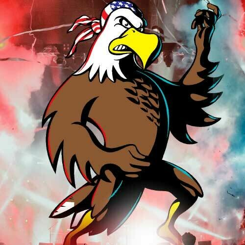 Eagle Air 32oz Crowler