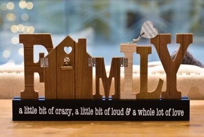 Family Photo Clip