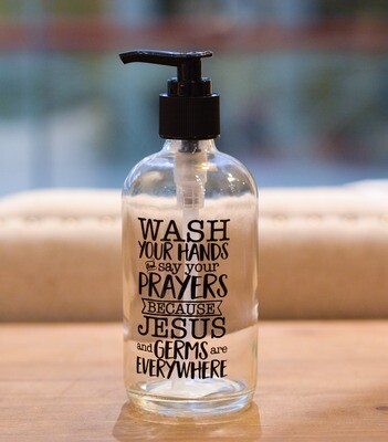 Wash Your Hands and Say