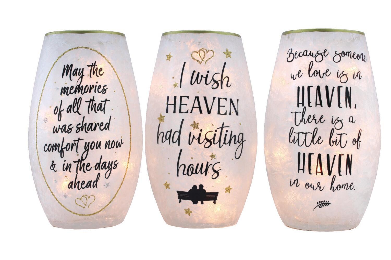 Sharing Memories Vase