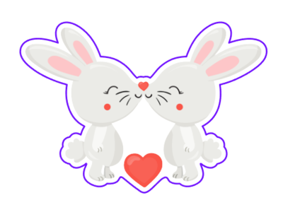Some Bunny Loves You 06