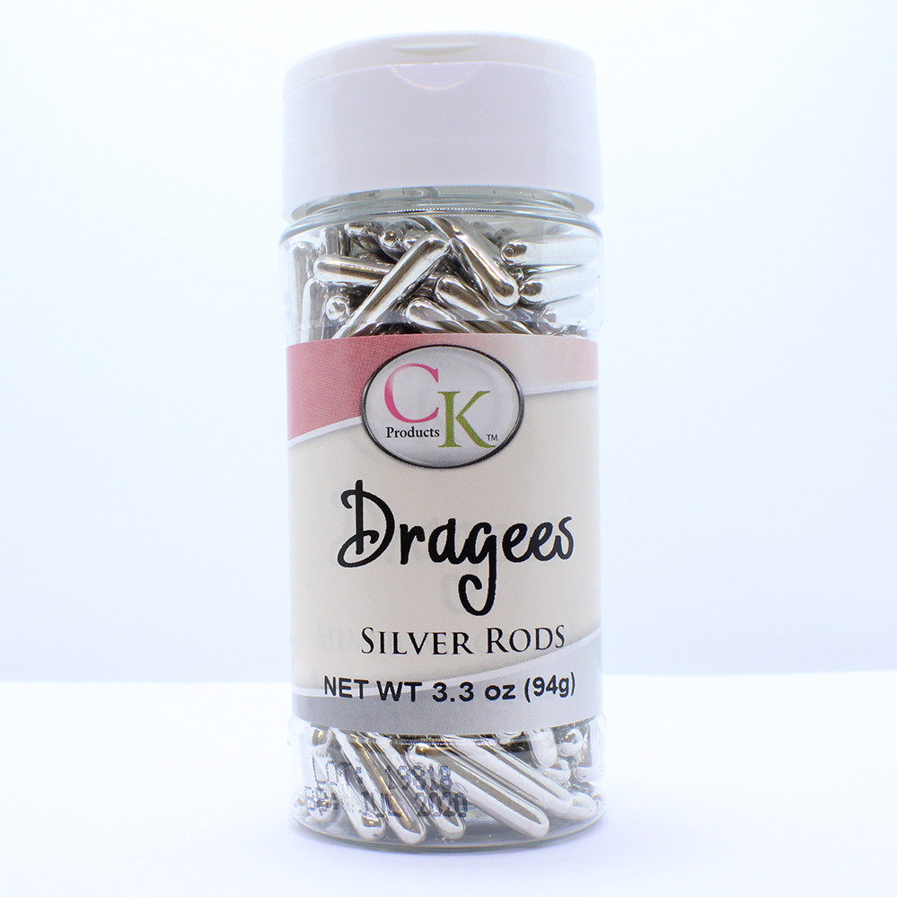 Silver Rod Dragee