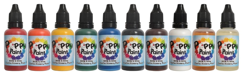 Poppy Paint Starter Set