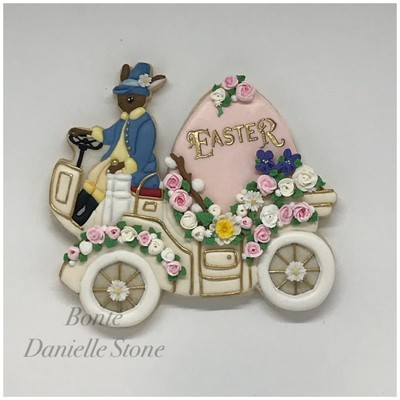 Easter Parade Car 01