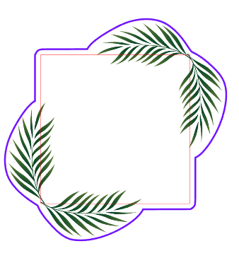 Leaf Plaque 01