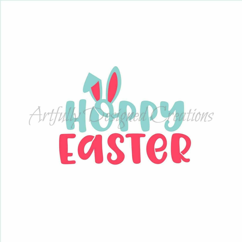 AD Hoppy Easter