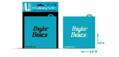 Baylor Bears Script (405)