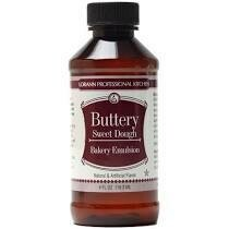 LorAnn Buttery Sweet Dough Bakery Emulsion 4oz