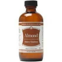 LorAnn Almond Bakery Emulsion 4oz