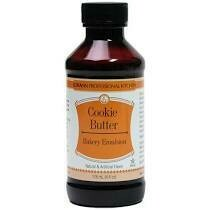 LorAnn Cookie Butter Bakery Emulsion 4oz