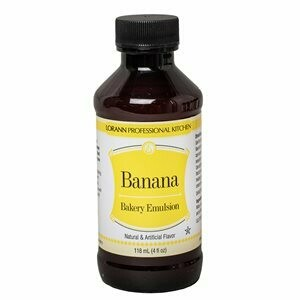 LorAnn Banana Bakery Emulsion 4oz