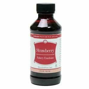 LorAnn Strawberry Bakery Emulsion 4oz