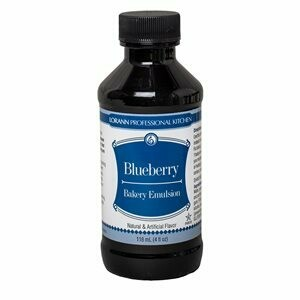 LorAnn Blueberry Bakery Emulsion 4oz