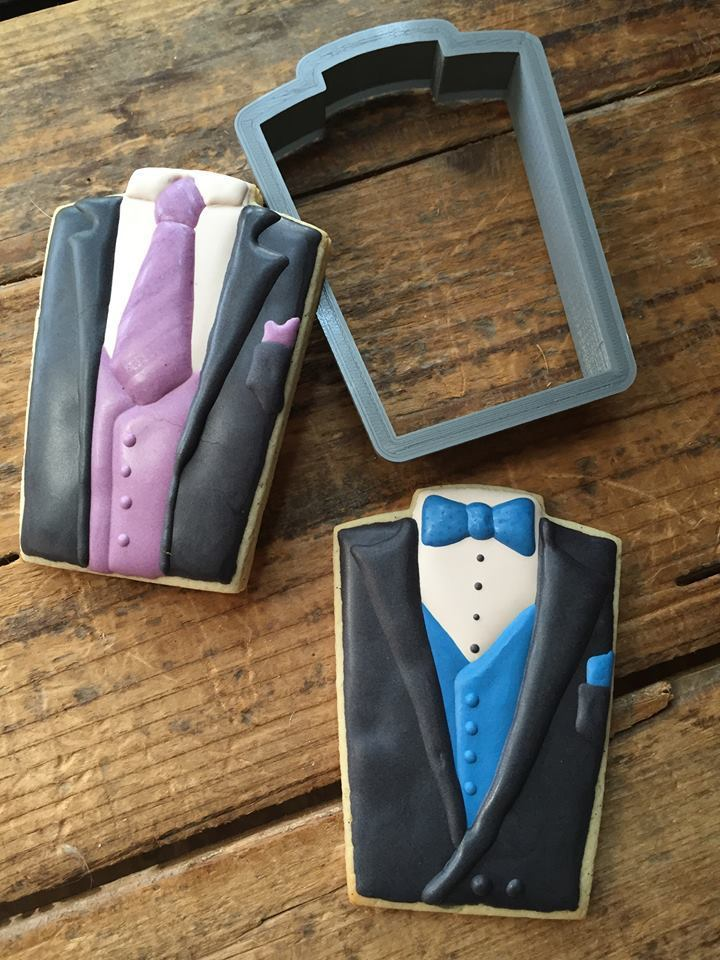 Tux - Wedding Torso Male 01