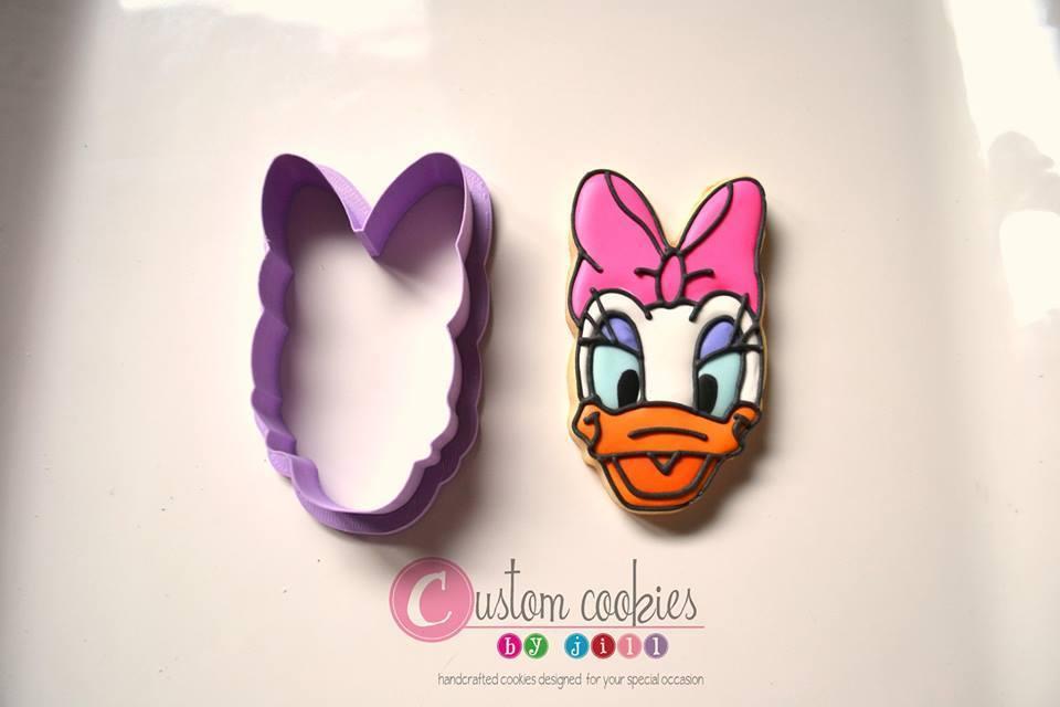 "Daisy Duck (duck girl 01 3.5"")"