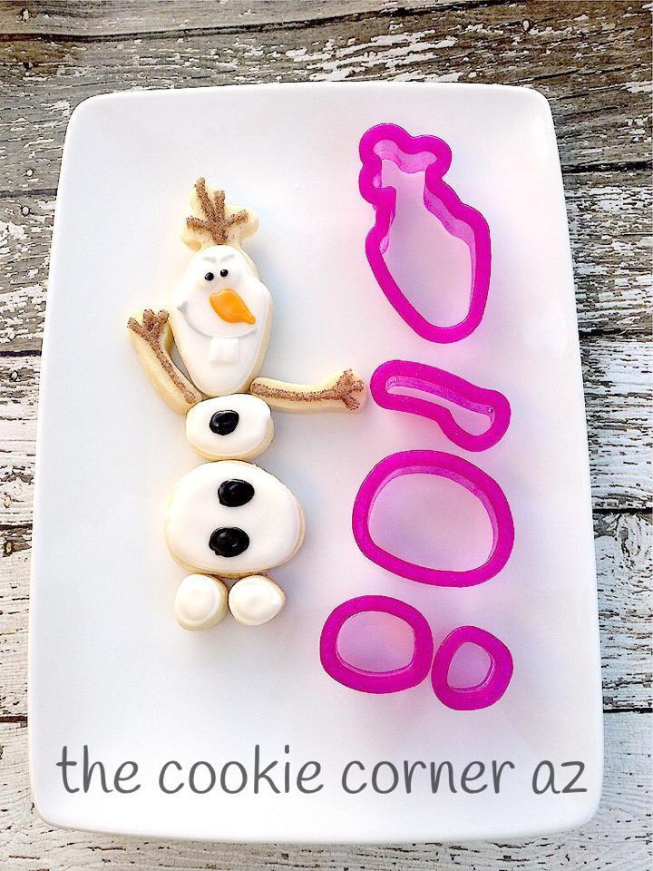 Olaf Build your Own