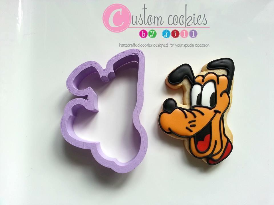 "Dog Pluto (4.25"")"